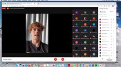 Video messaggio di Jannik Sinner