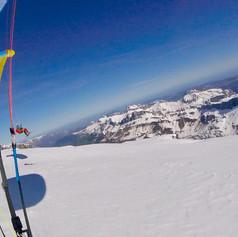 Ski&Fly, Clariden