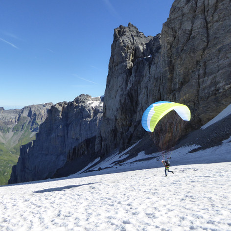 Climb&Fly, Groß Sponnort