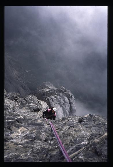 Wetterhorn Westpfeiler