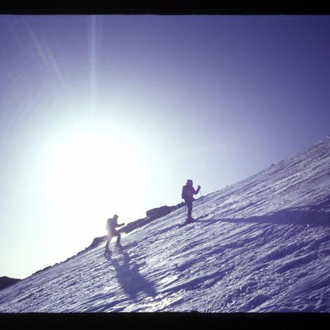 Gipfelhang Westgipfel