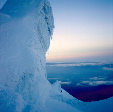 Beeindruckende Gletscherwelt