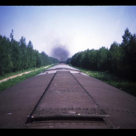 Zug nach Fairbanks