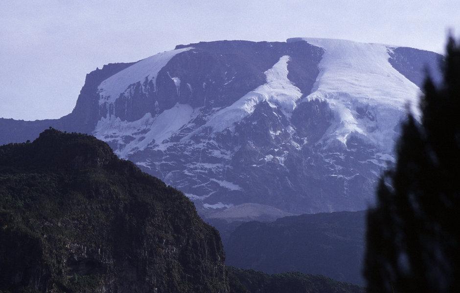 Breach Wall Kilimanjaro