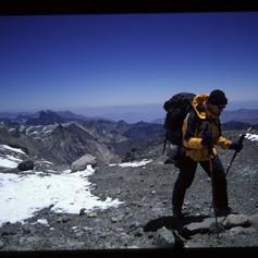 Aufbruch zum Gipfel