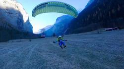 Speedfly Lauterbrunnen