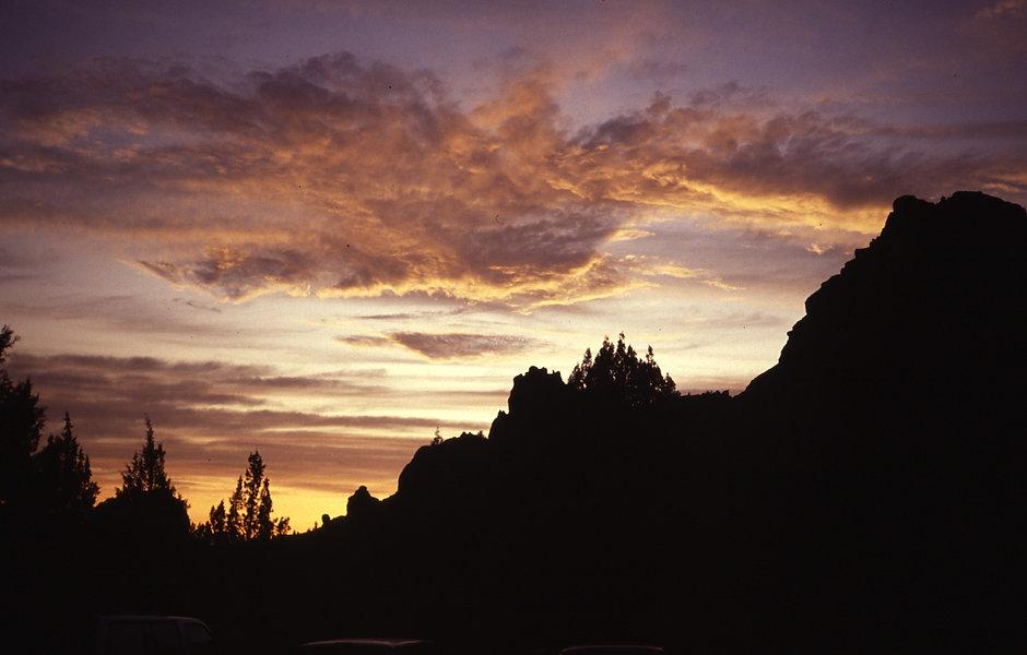 Smith Rocks, Oregon, USA