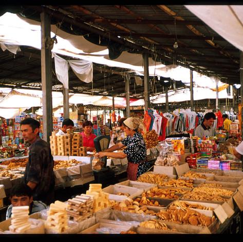 Markt in Osh