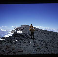Gipfelplateau