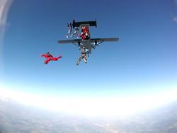 Bigway Skydive Klatovy