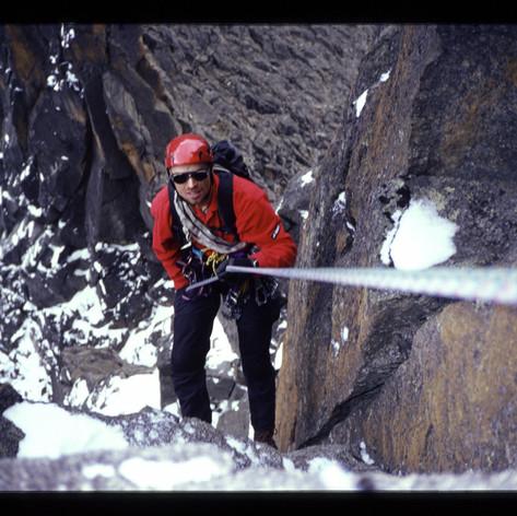 Mixttour am Point John 4850m