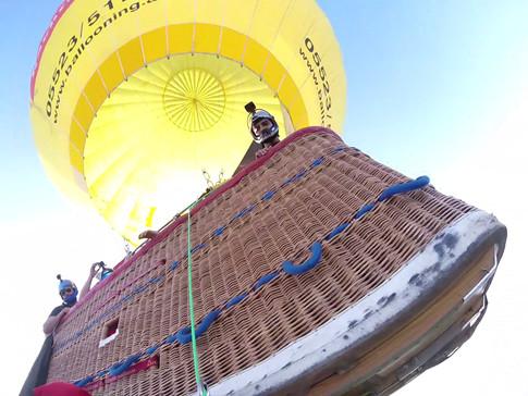 Ballonjump St Magarethen