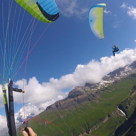 Climb&Fly, Lobhörner