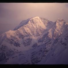 Uschba Peak