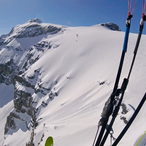 Ski&Fly Clariden