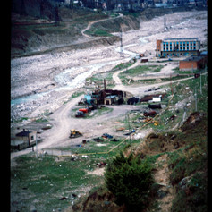 Mine im Baskan Valley