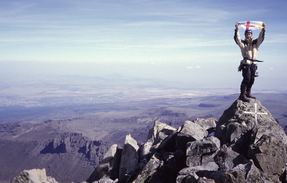 Mt. Kenia