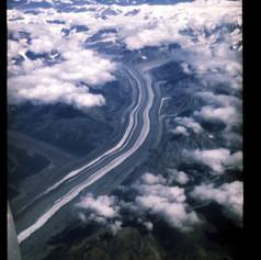 Kahiltna Gletscher