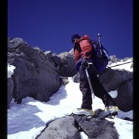 Gipfelhang Ostgipfel