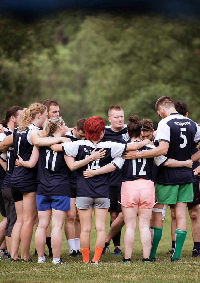 Touch Rugby Montreal team2