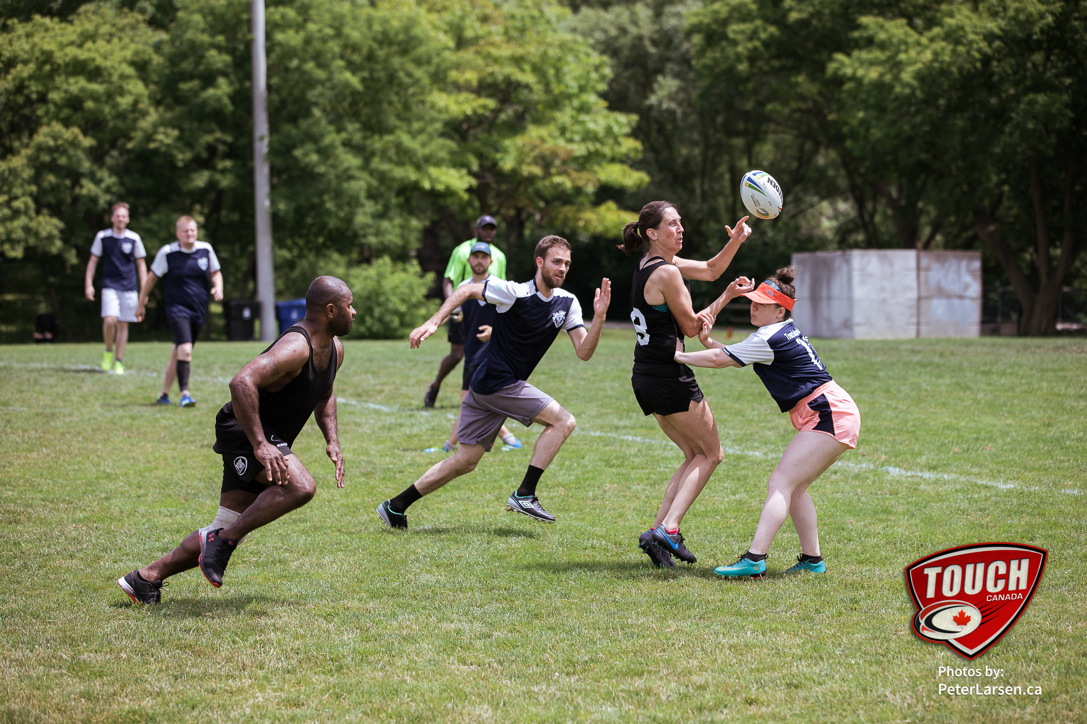 Touch Rugby Canada Nationnals 2019 - 201
