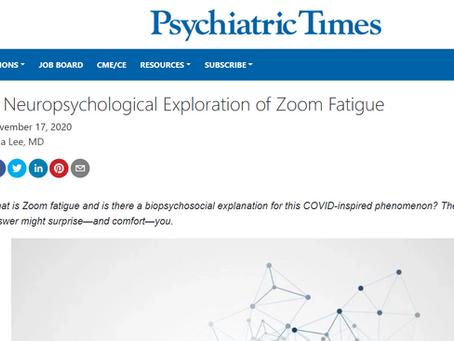 The neuroscience behind Zoom fatigue
