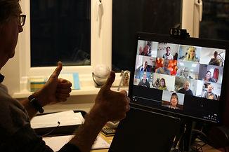 Paul at zoom meeting.JPG