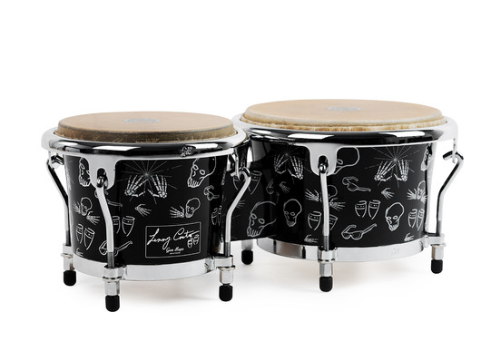 My new Lenny Castro Signature Congas and Bongos by Gon Bops