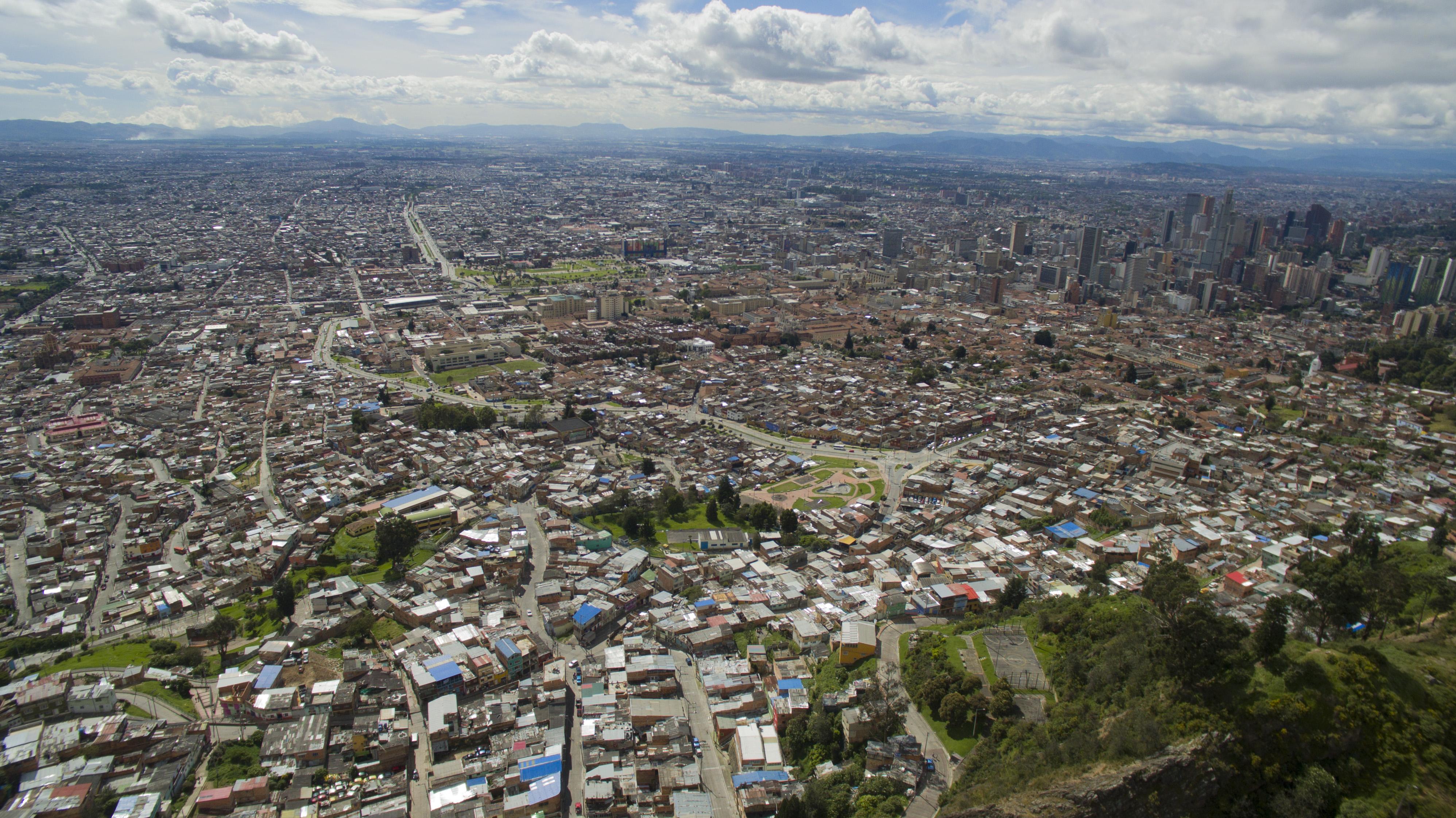 Cerros Orientales, Bogotá