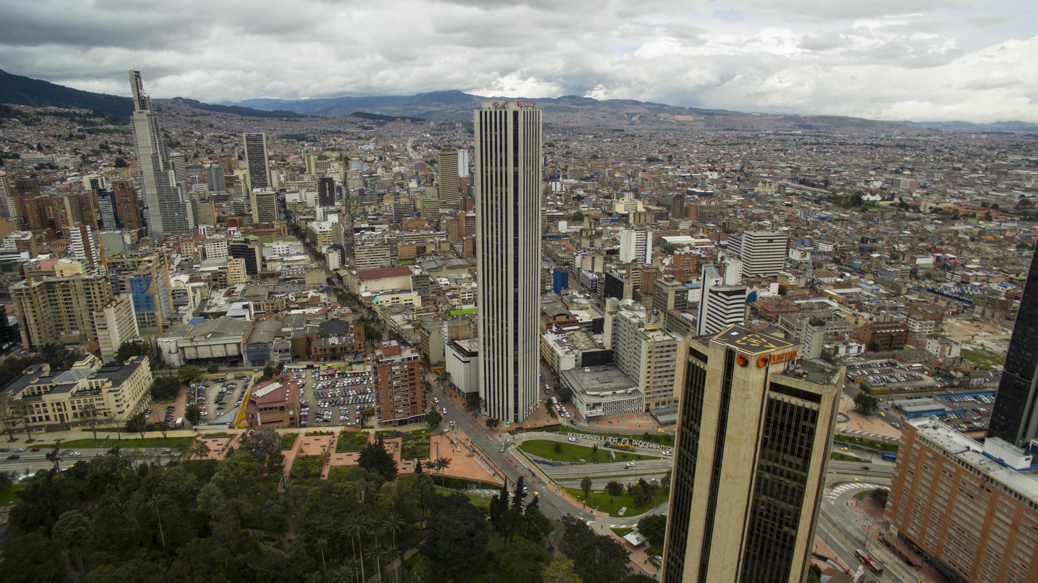Edificio Colpatria, Bogotá