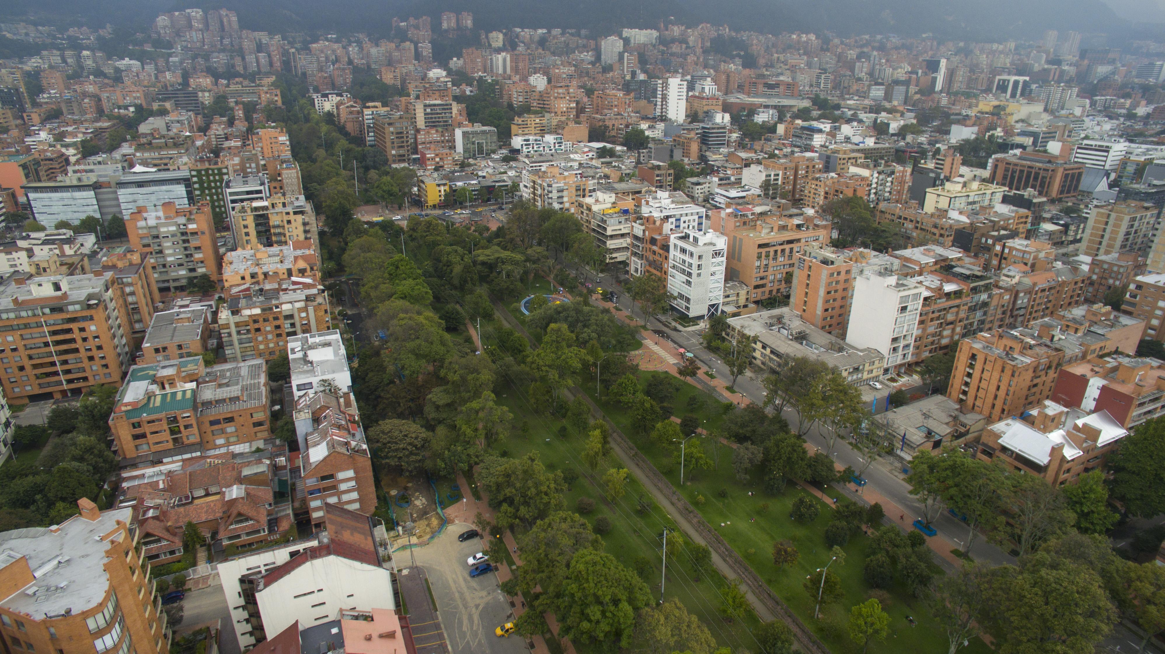 Santa Bárbara, Bogotá