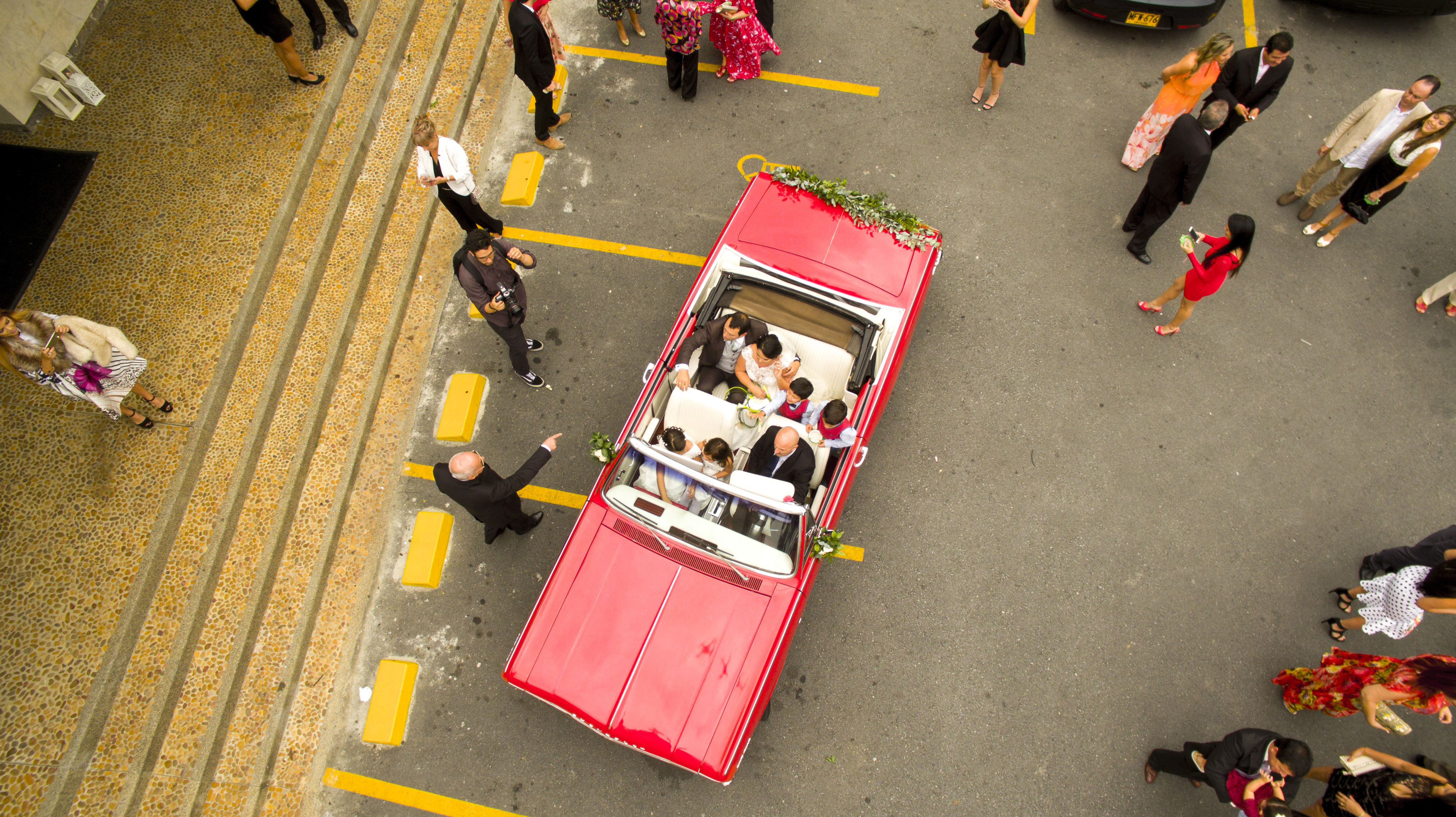 Medellín, Matrimonio