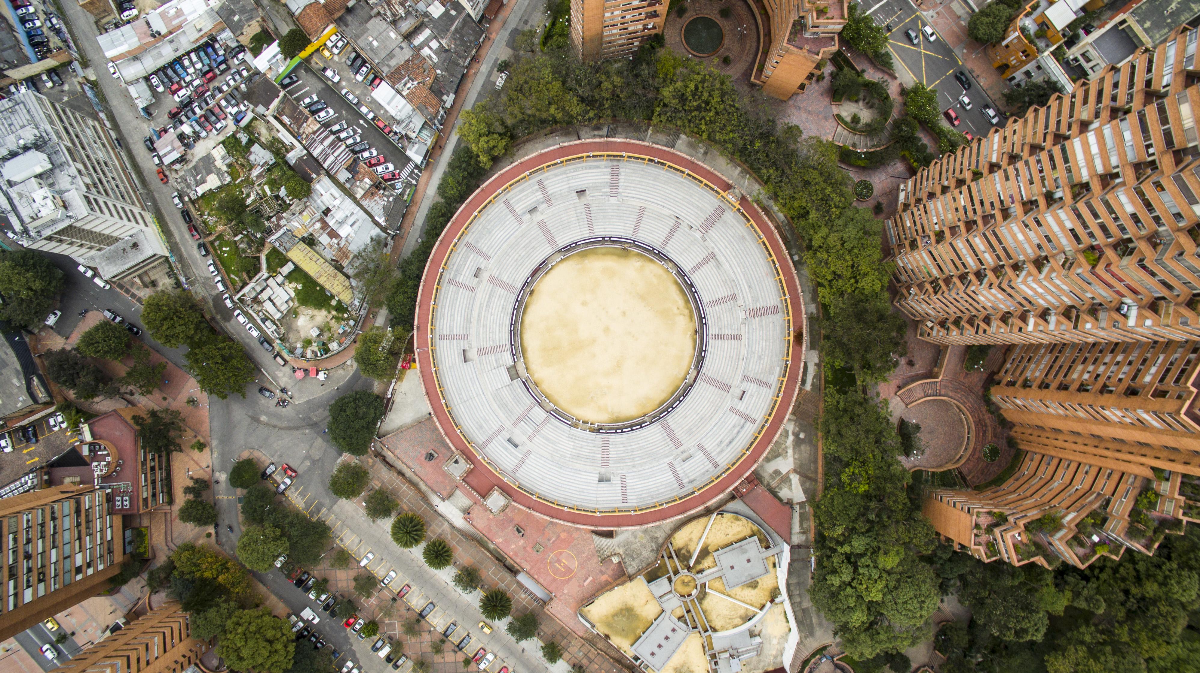 Plaza La Santa María, Bogotá