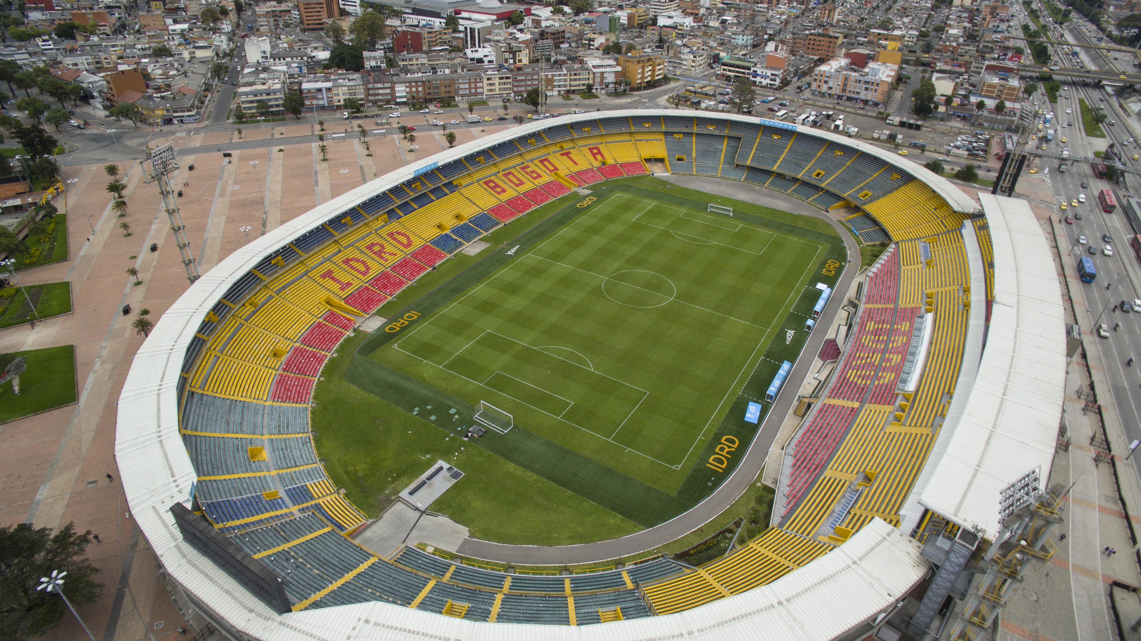 Estadio El Campín, Bogotá