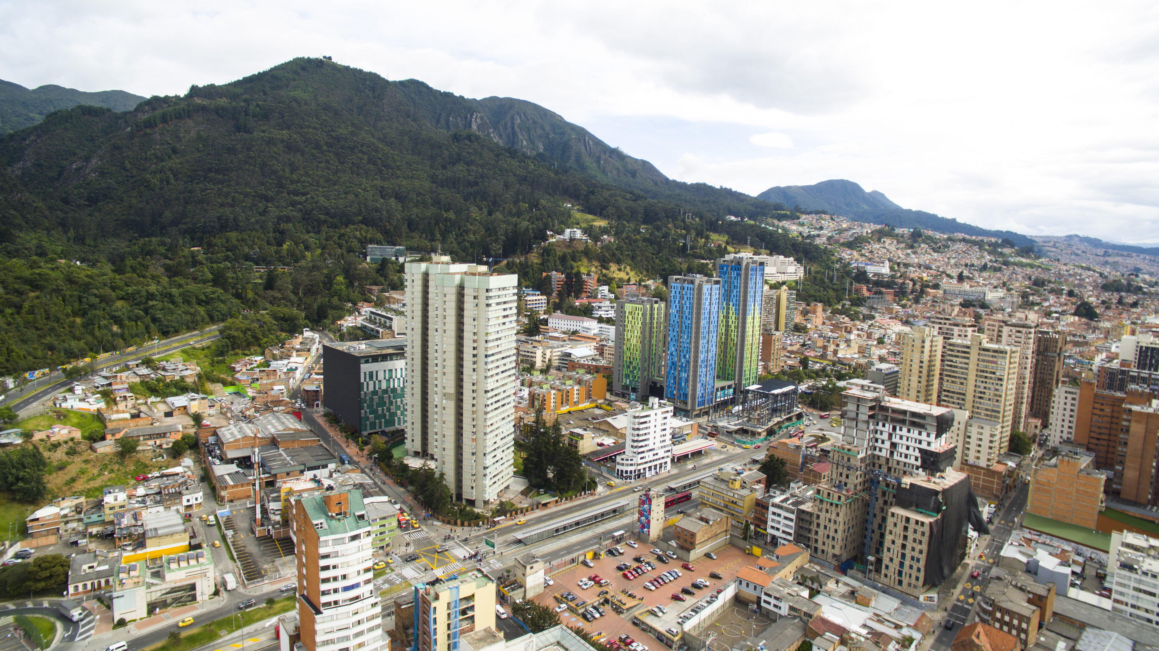 Ciudadela Universitaria, Bogotá