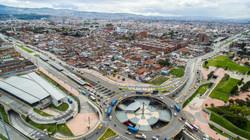 Calle 6 con Cra 10, Bogotá