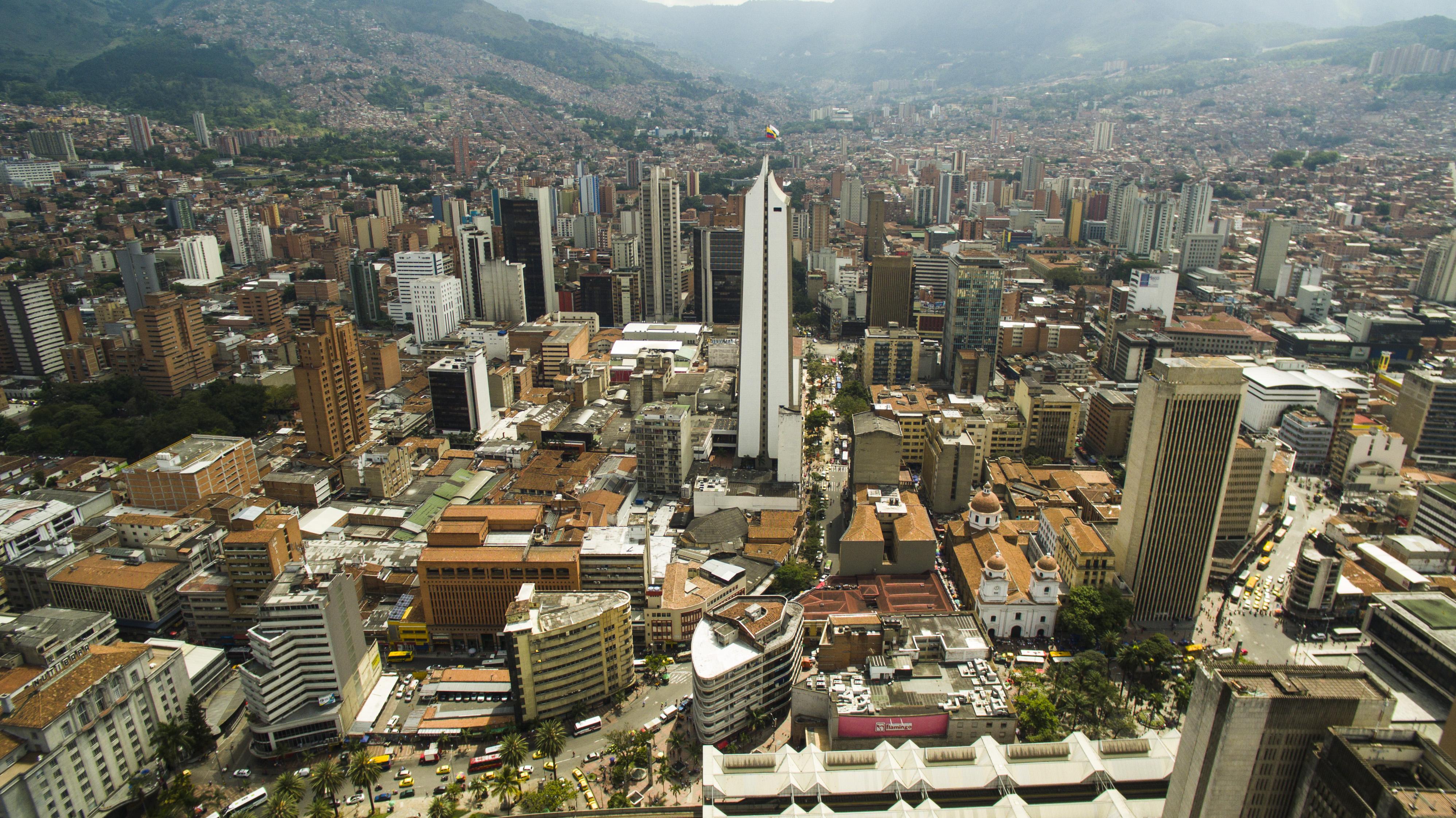 Centro Histórico, Medellín