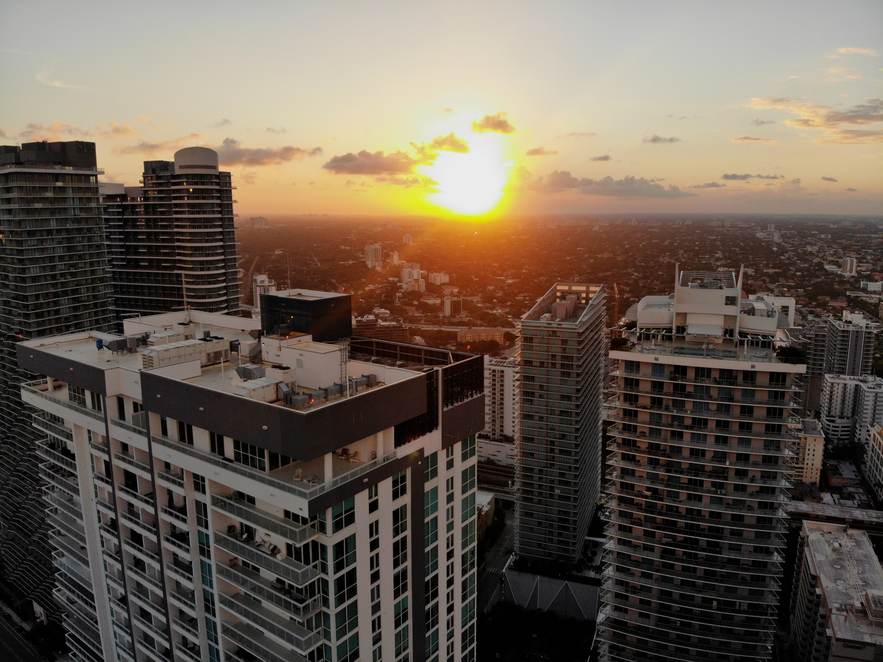 Brickell, Miami, Florida