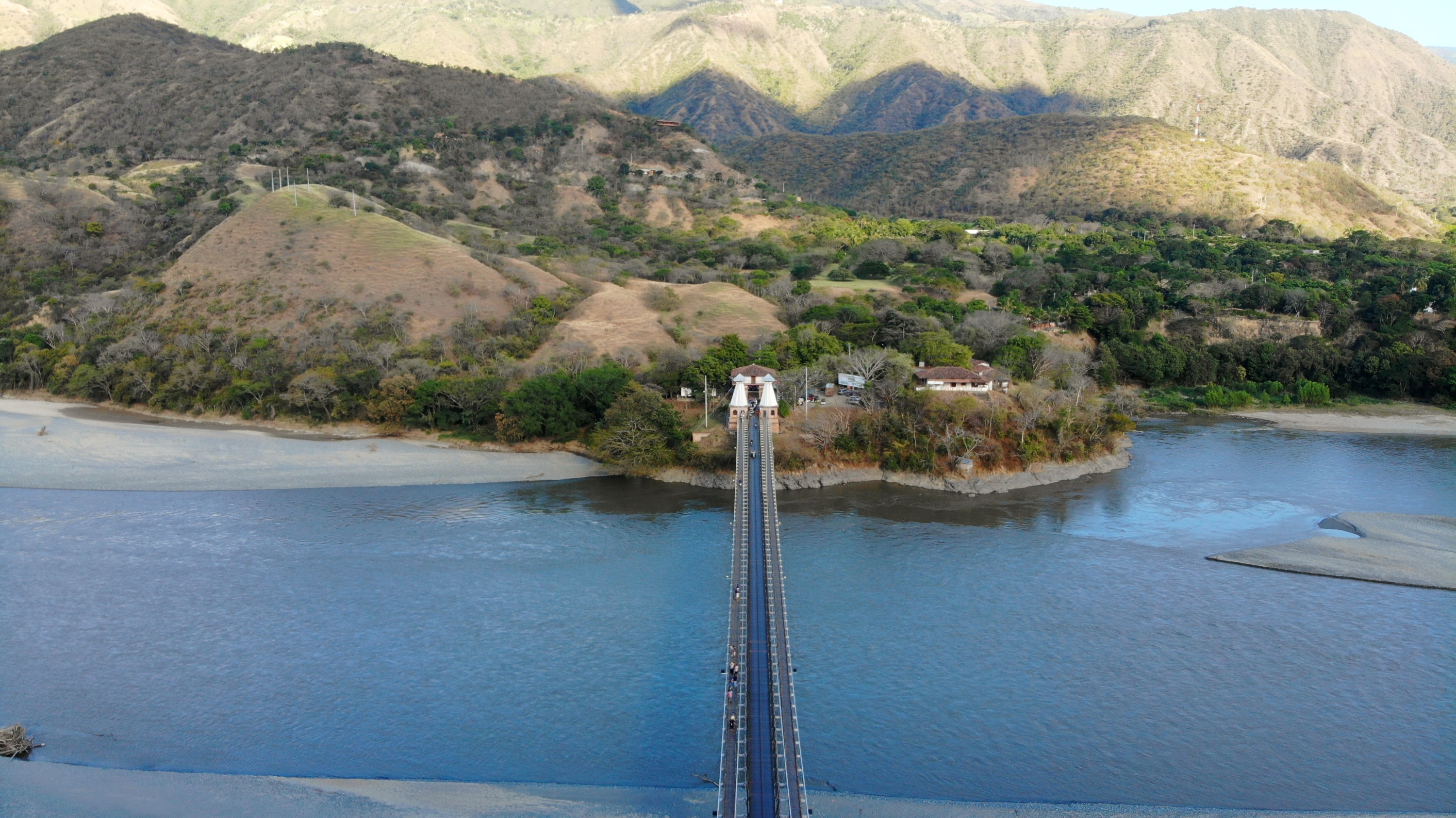 Puente de Occidente, Santa Fe de Ant