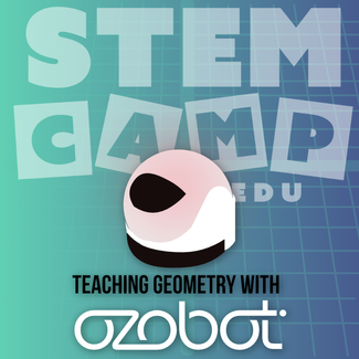 Teaching Geometry with Ozobots