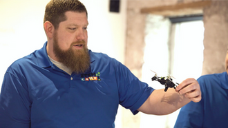 Honing in on Drones: Parrot Mini Drones
