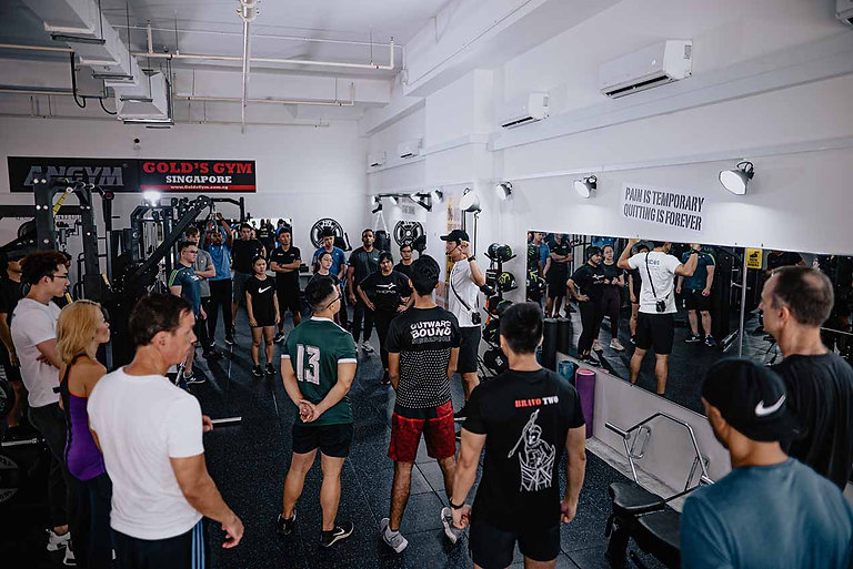 NCSF Singapore | Our Courses