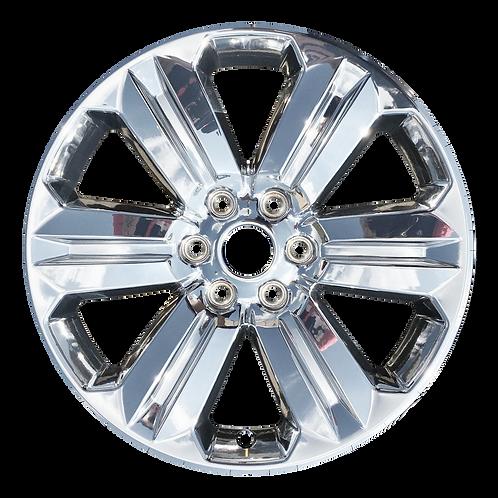"20"" 2018-2020 Ford F150 Chrome Wheel 10171"