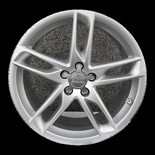 "19"" 2013-2017 Audi Q5 SQ5 Silver Wheel 58919"