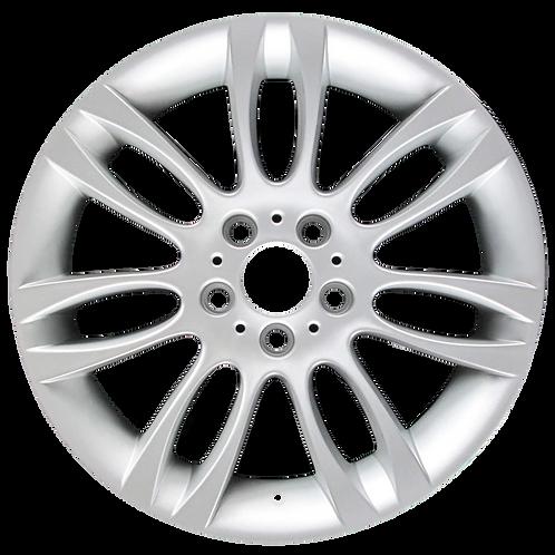"""18"""" 2006-2013 BMW 323i 325i 328i 330i 335i Silver Rear Wheel 59595 Style 195"""