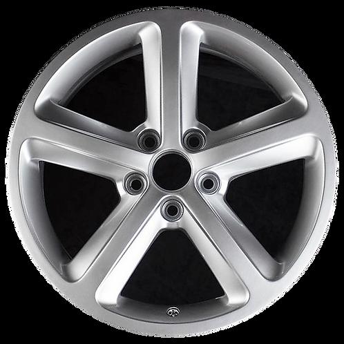 """18"""" 2012 Audi A4 Silver Wheel 58887"""