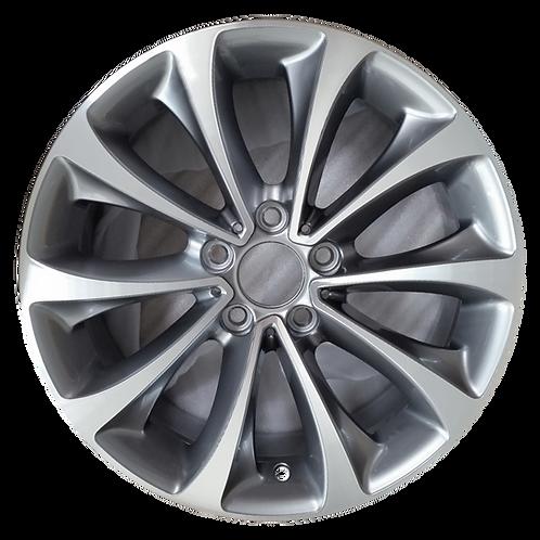 "19"" 2014-2017 BMW 535i GT 550i GT 740i 750i Grey Rear Wheel 86036 Style 452"