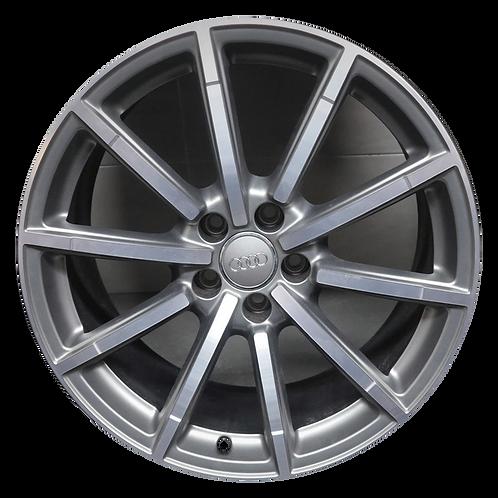 "19"" 2017-2018 Audi Q3 Machined Grey Wheel 59019"