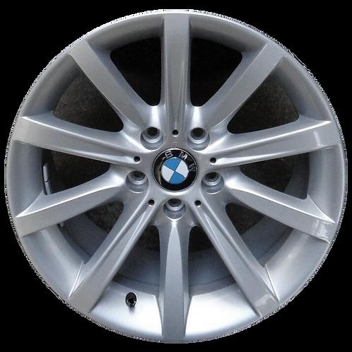 "18"" 2011-2019 BMW 528i 535i 550i 640i 650i Silver Front Wheel 71512 Style 365"