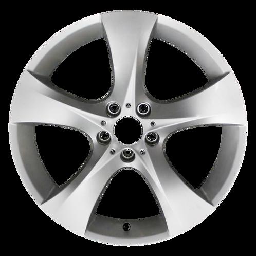 "20"" 2011-2019 BMW 528i 535i 550i 640i 650i Front Silver Wheel 71422 Style 311"